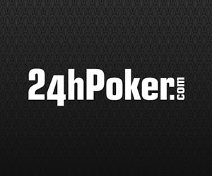 24h Poker Logo