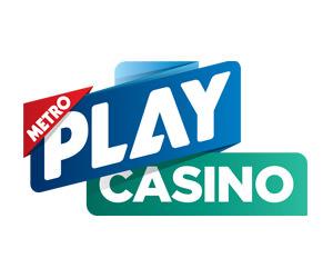 Metro Play Casino Logo