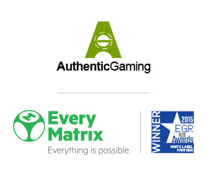 EveryMatrix signs for exciting new Live Roulette from Authentic Gaming
