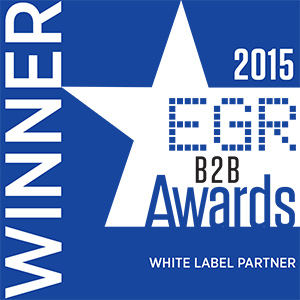 EveryMatrix wins White Label Partner of the Year at EGR B2B Awards 2015