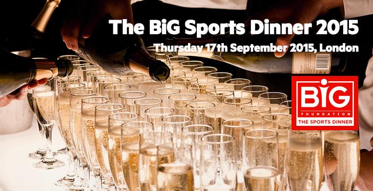 2015 BiG Sports Dinner