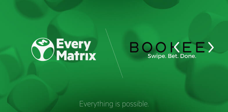 Bookee Mobile App re-launches in the UK powered by EveryMatrix full product suite