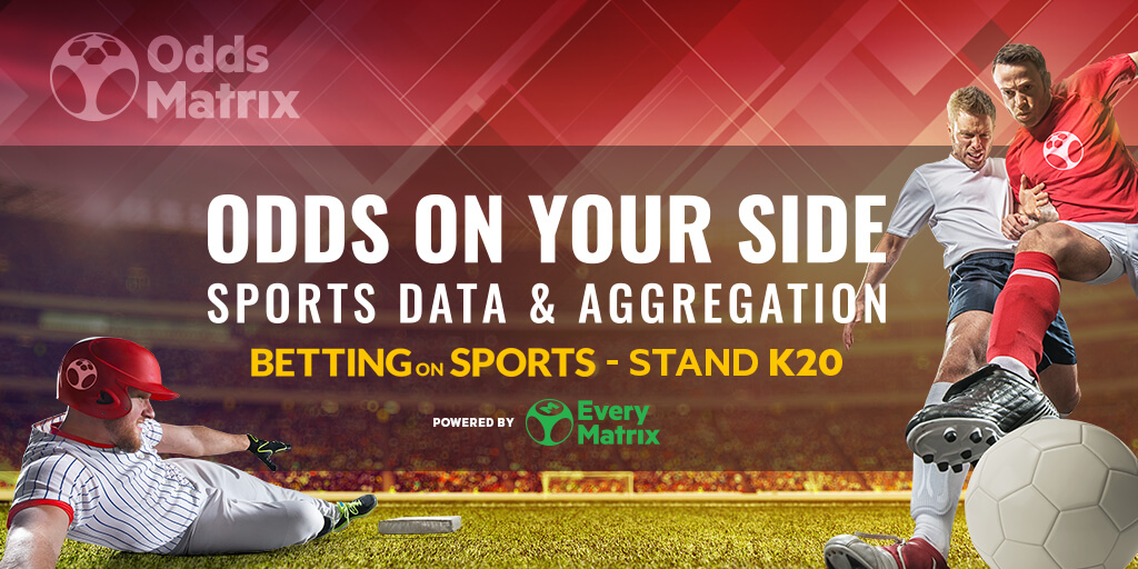 EveryMatrix introduces unique sports aggregation technology at Betting on Sports Week in London