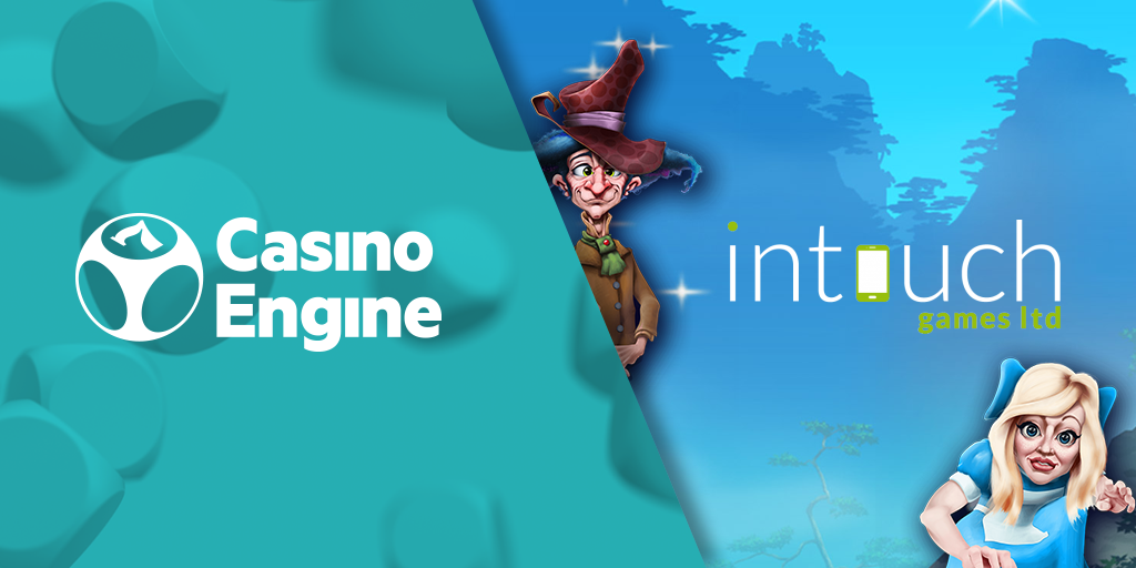 Intouch Games available via EveryMatrix's CasinoEngine