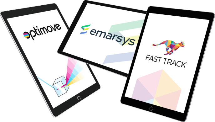 Drive measurable growth with Fast Track, Optimove and Emarsys