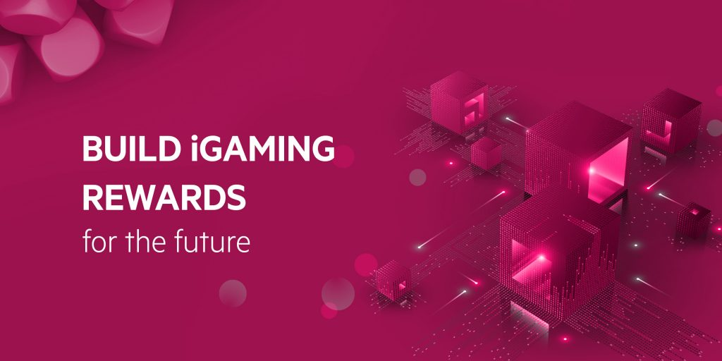 Image with text - Build iGaming rewards for the future
