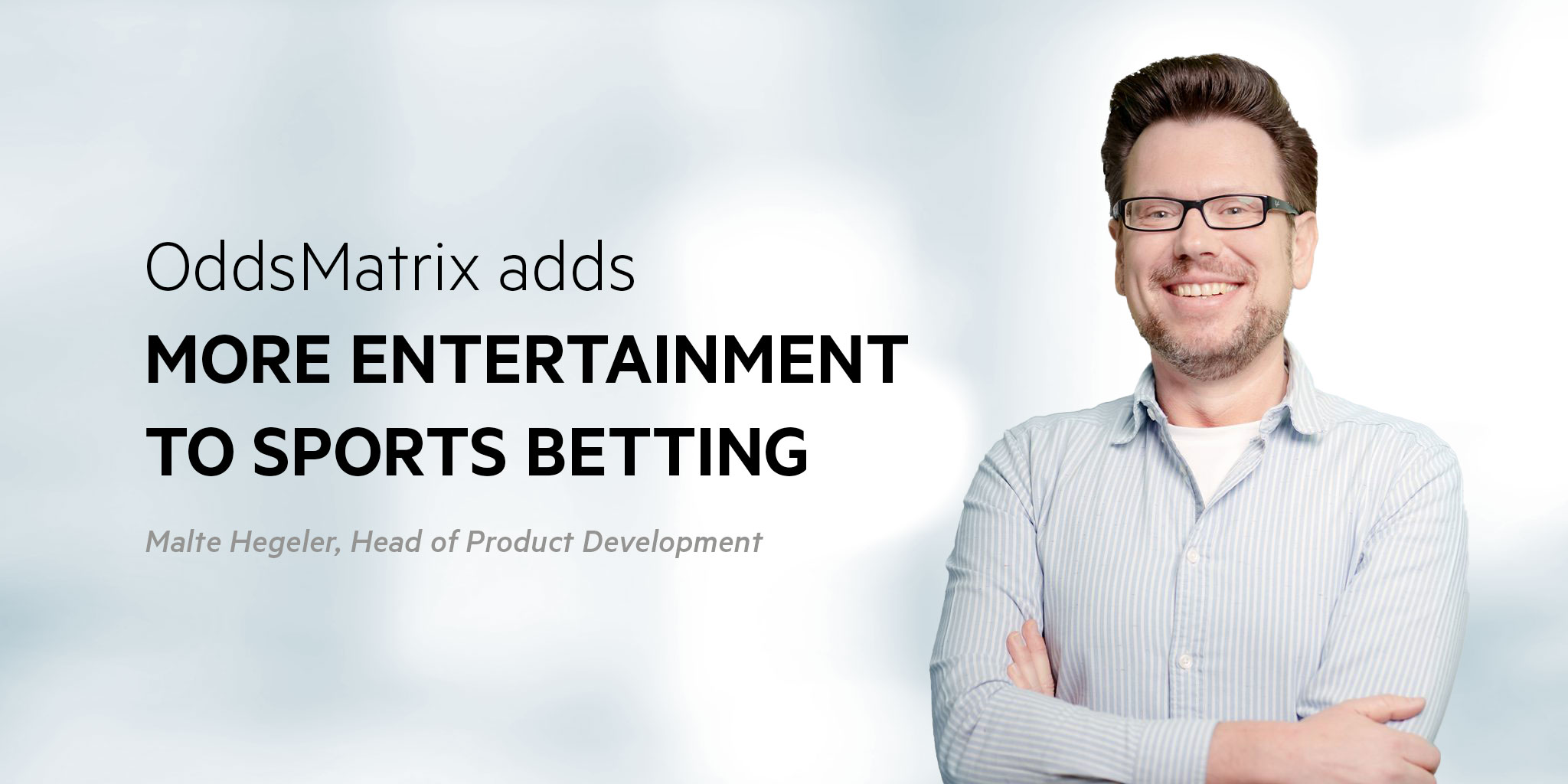 Image with text More entertainment to sports betting